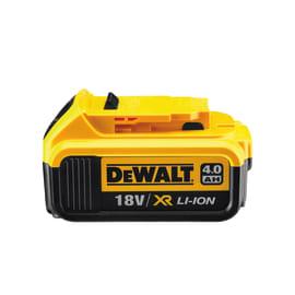 Batteria DEWALT DCB182-XJ in litio 18 V 4 Ah