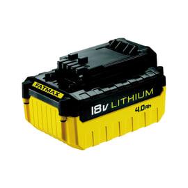 Batteria STANLEY FATMAX FMC688L in litio 18 V 4 Ah