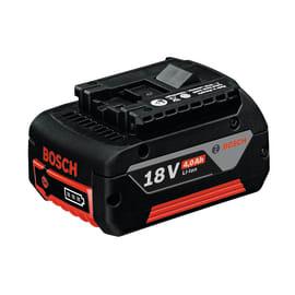 Batteria BOSCH GBA18V in litio 18 V 4 Ah