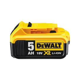 Batteria DEWALT 18V 5.0Ah in litio (li-ion) 18 V 5 Ah