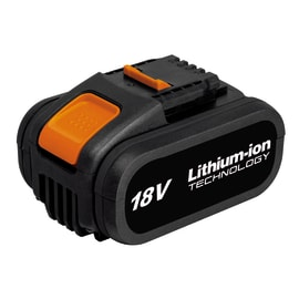 Batteria DEXTER POWER in litio (li-ion) 18 V 5 Ah