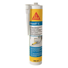 Sigillante SIKA Sikasil® C  trasparente 200 ml