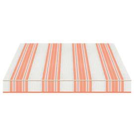 Tenda da sole a bracci estensibili manuale TEMPOTEST PARA' L 240 x H 210 cm arancione, azzurro, avorio Cod. 5226/26