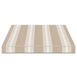 Tenda da sole a bracci estensibili manuale TEMPOTEST PARA' L 240 x H 210 cm avorio, grigio Cod. 5349/106