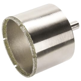 Sega a tazza WOLFCRAFT in diamantato Ø 35 mm
