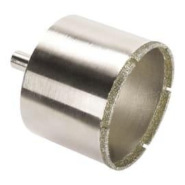 Sega a tazza WOLFCRAFT in diamantato Ø 45 mm