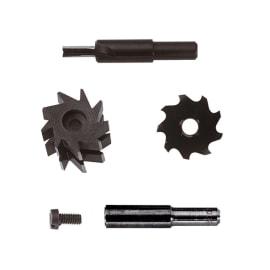 Fresa per trapano cilindrico WOLFCRAFT per incastri Ø 8, 30, 6, 35 mm