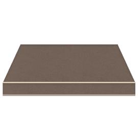 Tenda da sole a bracci estensibili manuale TEMPOTEST PARA' L 350 x H 210 cm marrone Cod. 926