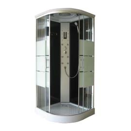 Cabina doccia quadrato IKKI 90 x 90 cm
