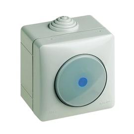 Pulsante singolo Idrobox IP55
