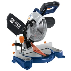 Troncatrice DEXTER POWER Ø 210 mm 1500 W 5000 giri/mm