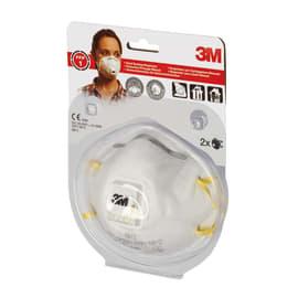 Respiratore 3M 8812C2