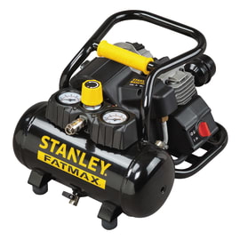 Olio сompressor gratis STANLEY FATMAX 2 hp 10 bar 5 L
