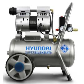 Compressore HYUNDAI 1 hp 8 bar 24 L