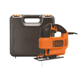 Seghetto alternativo BLACK+DECKER ad azione pendolare KS701PEK-QS 520 W
