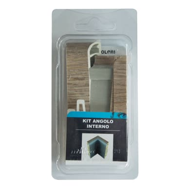 Angolare interno in kit rivestito 5 x 11 cm Sp 20 mm