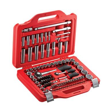 Set di chiavi e bussole USAG , 100 pezzi