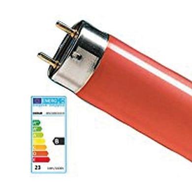 Tubo L1860 1800 LM rosso L 59 cm