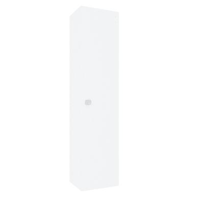 Colonna Ginevra 1 L 31.5 x P 15.5 x H 136 cm bianco laccato
