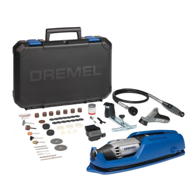 Miniutensile elettrico DREMEL, 4000 JS, 175 W, 35000 giri/min