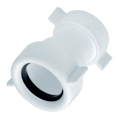 Tubo per scarico manicotto femmina/femmina ridotto Ø 40