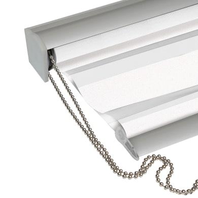 Tenda a rullo Platinium Mad bianco 100 x 250 cm