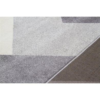 Tappeto Soave soft hills , grigio, 120x170