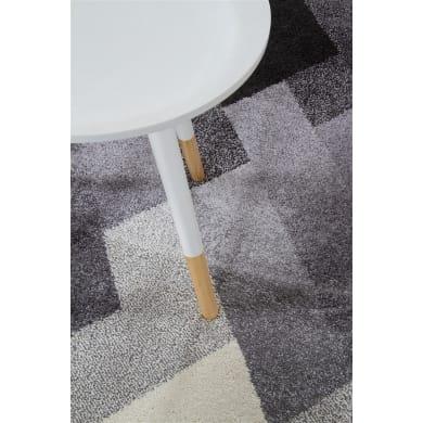 Tappeto Soave soft hills , grigio, 80x150