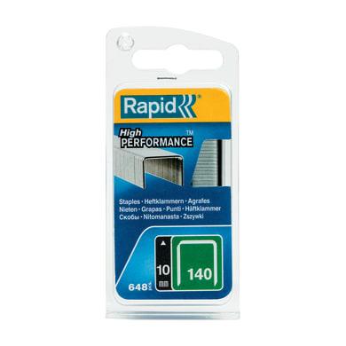 Graffe RAPID L 1.3 mm H 1 cm 650 pezzi