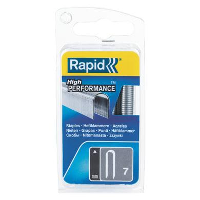 Graffetta per filo piatto RAPID L 7.8 mm H 14 cm 960 pezzi