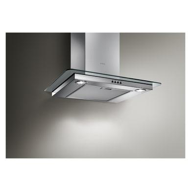 Cappa a parete Flat Glass IX/A/60 ELICA  inox L 60 cm