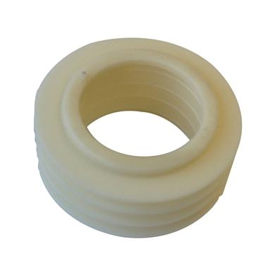 Guarnizione di chiusura ricambio per scarichi WC DN40 in gomma Ø 40 mm