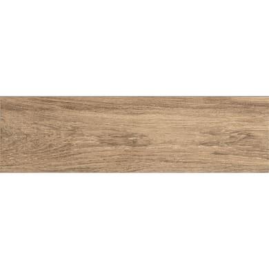 Piastrella Oak 18 x 62 cm sp. 7.4 mm PEI 4/5 marrone