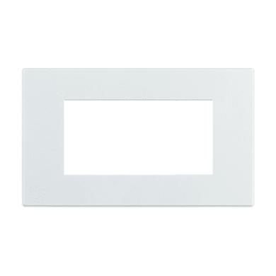 Placca BTICINO Axolute-Air 4 moduli personalizzabile