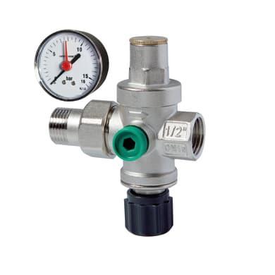 """Riduttore di pressione Ø 1/2"""""""