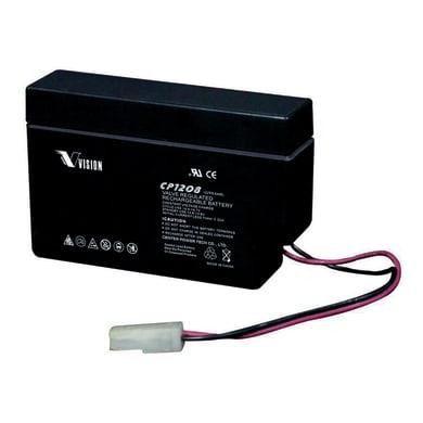 Batteria per allarme 12 V 0.8 Ah
