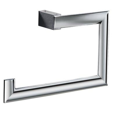 Porta salviette ad anello Kent cromo lucido L 23.2 cm