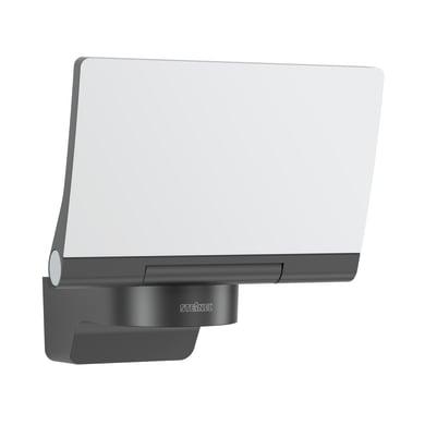 Proiettore LED integrato Xled home 2 sl in plastica, nero, 13W 1184LM IP44 STEINEL