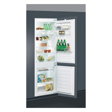 Frigorifero a incasso frigorifero combinato WHIRLPOOL ART6601A+ destra