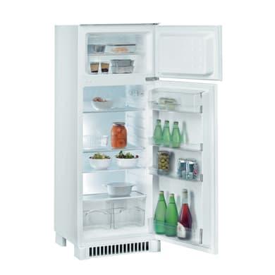Frigorifero a incasso frigorifero 2 porte INDESIT IN D 2040 AA destra