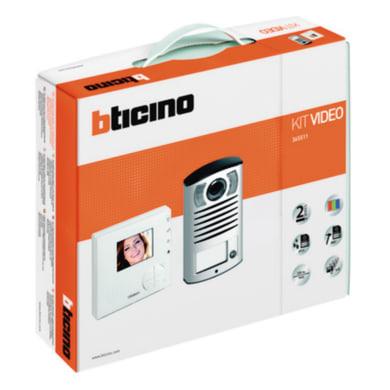 Videocitofono con filo a parete BTICINO 365511