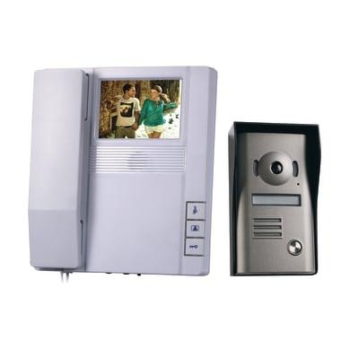 Videocitofono ip monofamiliare  ISNATCH 4 fili