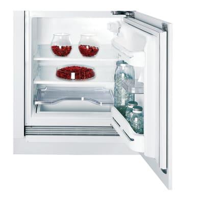 Frigorifero a incasso frigorifero 1 porta INDESIT IN TS 1612 destra