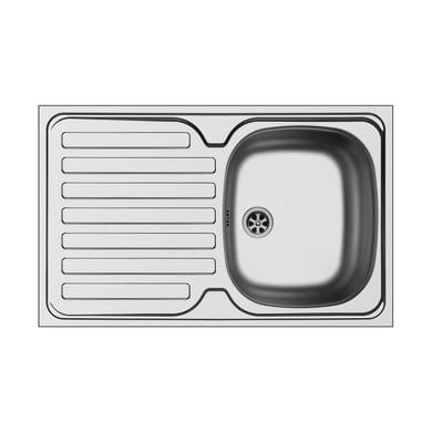 Misure Lavello Cucina Una Vasca.Lavelli Da Incasso O Appoggio Prezzi E Offerte Online
