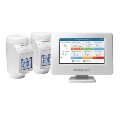 Kit termostatico HONEYWELL Termostato wifi Evohome bianco