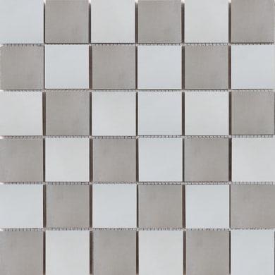 Mosaico Velvet Mix H 32 x L 32 cm multicolore