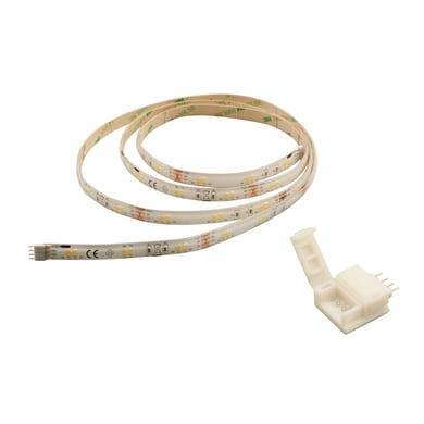 Striscia led Noname 1.5m luce regolazione da bianco caldo a bianco freddo 400LM IP20 INSPIRE