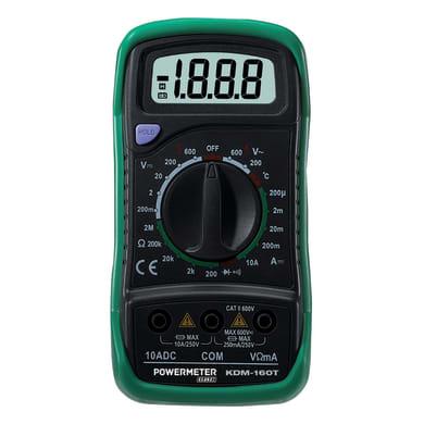 Multimetro KDM-160T