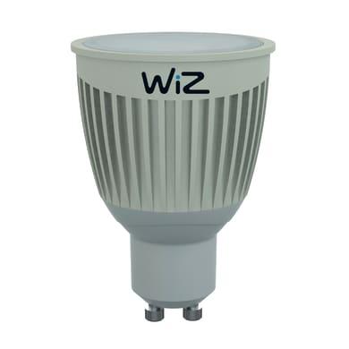 Lampadina LED GU10 faretto colore cangiante 6.5W = 345LM (equiv 40W) 60° WIZ