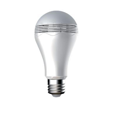 Lampadina LED, E27, Goccia, Opaco, Luce calda, 6.5W=300LM (equiv 30 W), 180° , XANLITE